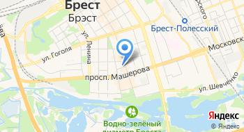 Белводкач на карте