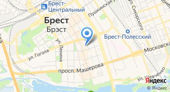 Беларусбанк на карте