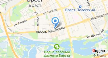 РОВД Брестского Райисполкома на карте