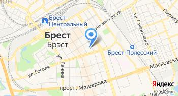 Детский Сад-начальная школа № 5 УПК ГУО на карте