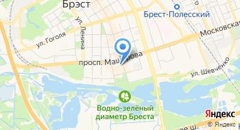 Центральный компьютерный сервис на карте