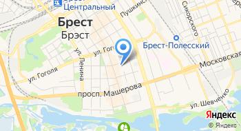 Промбрис Унитарное предприятие на карте