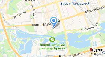 "Магазин Горячих Путевок ""Калейдоскоп"" на карте"