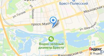 Лянок магазин КУП Брестльносемена на карте