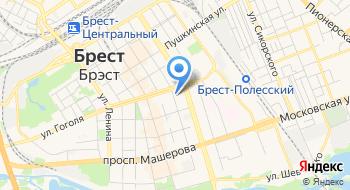 Exist.by на карте