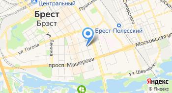 Вектор-Брест на карте