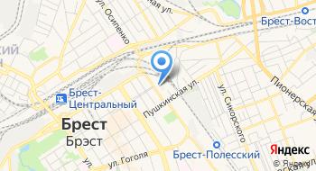 Белорусское Общество Спасания на Водах Бргоо Брестская Областная Организация на карте