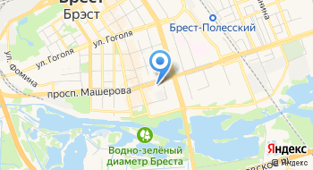Белтелеком на карте