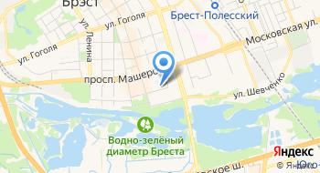 Брестское Мороженое на карте