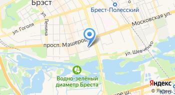 Брестоблхлебопродукт Управляющая компания холдинга на карте