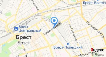Отделочник на карте