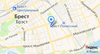 Нотариальная Контора Московского района Г Бреста Брестского Нотариального Округа на карте