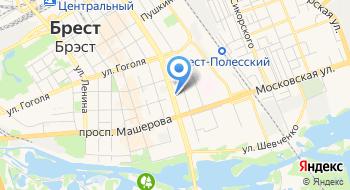 Брестмелиоводхоз ГО на карте