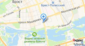 Мегатоп на карте
