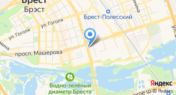Гостиница Беларусь на карте