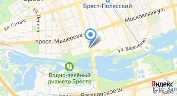 Компания Блю Скай на карте