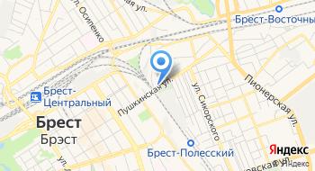 Медтехника РДТУП Брестский Участок по Техническому Сервису на карте