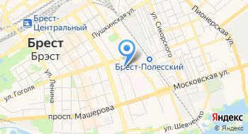 Пунько А. П. ИП на карте