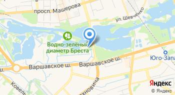 Брестская Спасательная Станция № 1 Совета Освод на карте