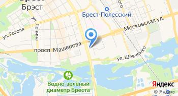 Белсплат на карте