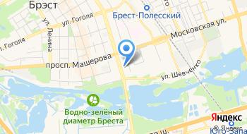 ОртоБрест на карте