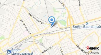 Дорстроймонтажтрест Структурное Подразделение Смп-391 на карте