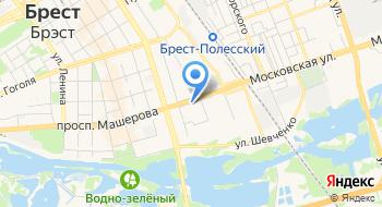 Асвета магазин Белкнига на карте