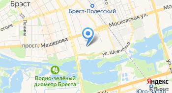 Социально-педагогический центр Г Бреста ГУО на карте
