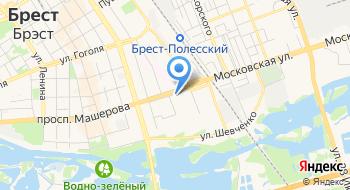 Мила на карте