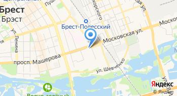 Версилия ЧТПУП на карте
