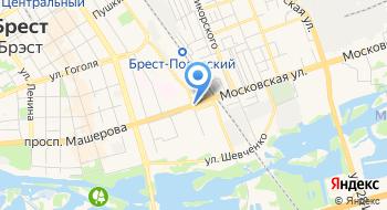 Полесский Аграрно-экологический институт НАН Беларуси ГНУ на карте