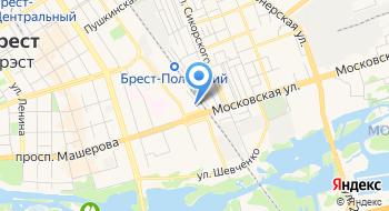 Мультивет Ветеринарная клиника ЧВУП Мультивет на карте
