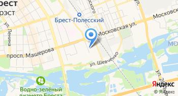 Брестгипрозем Проектный институт УП на карте