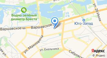 Диспетчерский Пункт Управления Лифтами УП Брестлифт на карте