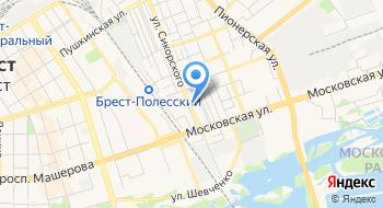 Оконная компания Первая на карте