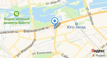 Интернет-магазин Linzbrest.by на карте