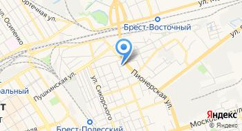 Свидунович А.Ю. ИП на карте