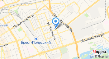 Бресткоопстрой ЧУП Брестского Облпотребсоюза на карте