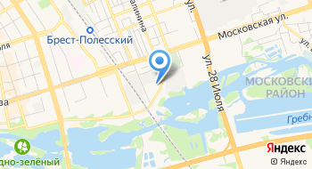 Гипк ГАЗ-институт Брестский филиал на карте