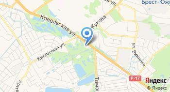 Белоруснефть на карте