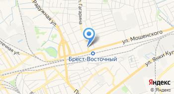 Томашевка Детский центр Медицинской Реабилитации Брестский Областной ГУ на карте