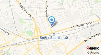 Брестское РУП Фармация аптека № 29 четвертой категории на карте