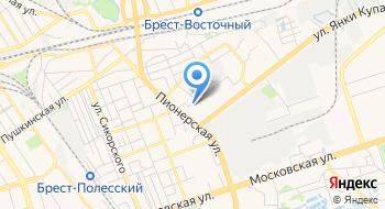 Общежитие Филиала ЖЭК Строительный Трест №8 на карте