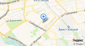Гусаков Д. А. ИП на карте