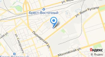 Детский сад-Начальная школа №4 УПК ГУО на карте
