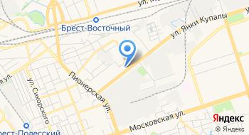 ЖЭС № 6 КУП ЖРЭУ Г Бреста на карте