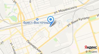 Детский Сад-начальная школа № 4 УПК ГУО на карте