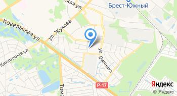 Диспетчерский Пункт Управления Лифтами Брестлифт на карте