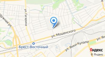 Брестский Электротехнический завод на карте