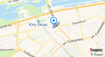 Спецодежда Торговый Павильон ИП Малофей О.И. на карте